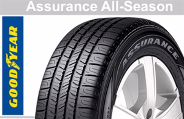 Image de Pneu Goodyear 205/60R16 ASS ALL SEASON
