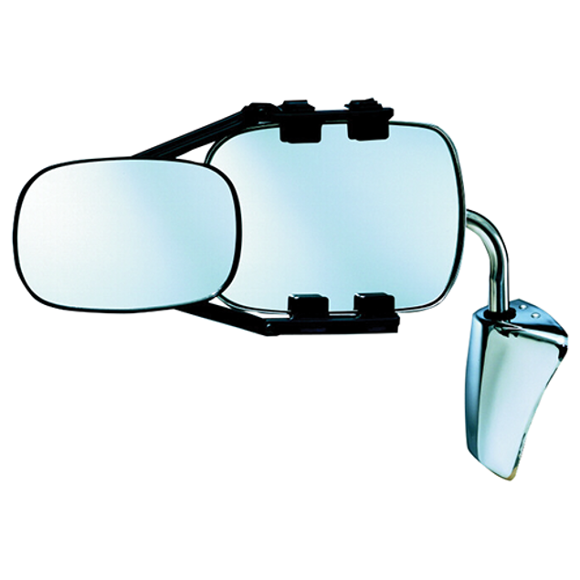 Image de XL CLIP-ON TOW MIRROR (4""