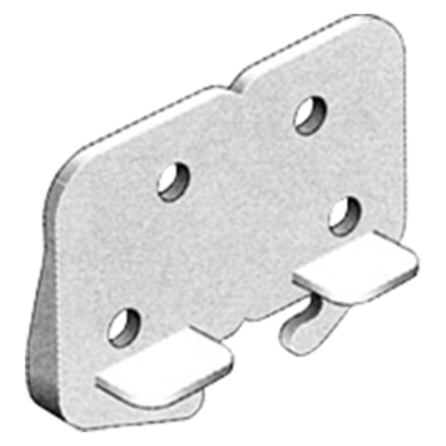 Image de DRAWER BACKPLATE 6/PKG #0