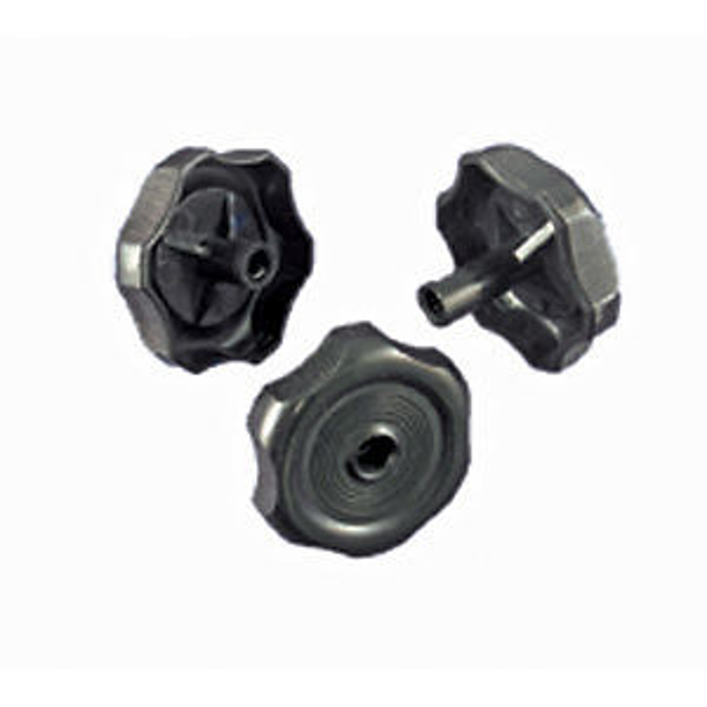 "Image de PLASTIC KNOB 1/2"""" SHAFT -"