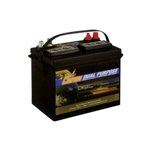 Image de BATTERIES 12V MARINE/RV 24-75