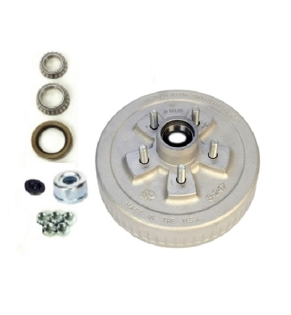 Image de 5S-AXLE SPINDLE HARDWARE KIT -
