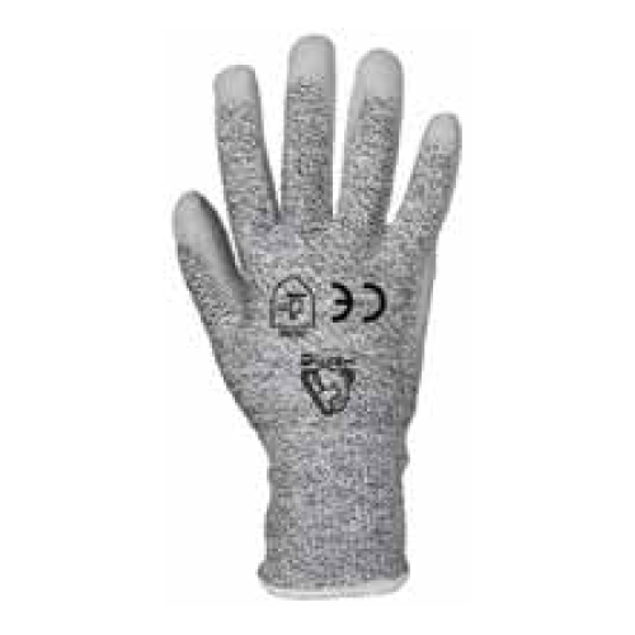Image de GANTS ANTI-COUPURE GRIS LARGE (1 PAIR)
