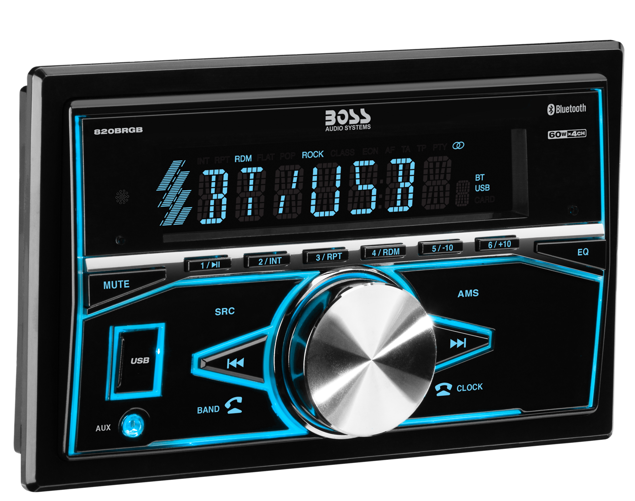 Image de RADIO BLUET. 1DIN MP3/AM/FM