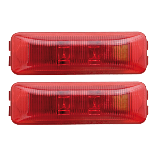 Image de LUM.CLAIR LED THINLINE ROUGE