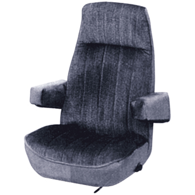 Image de CAPTAIN CHAIR ENSIGN PLUS COAL