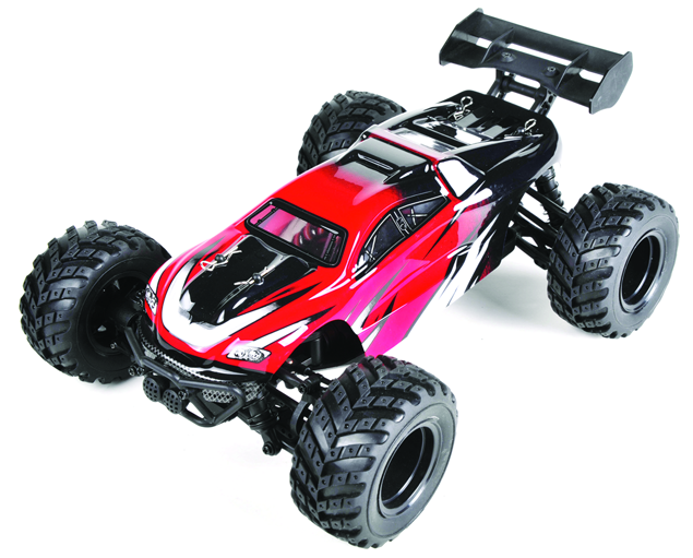 Image de OFF ROADTRUGGY/RC 4WD 1/18