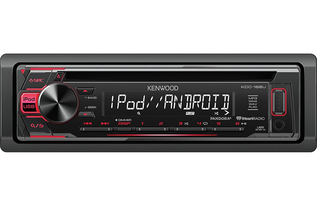 Image de RADIO USB/CD IPHONE/ANDROID