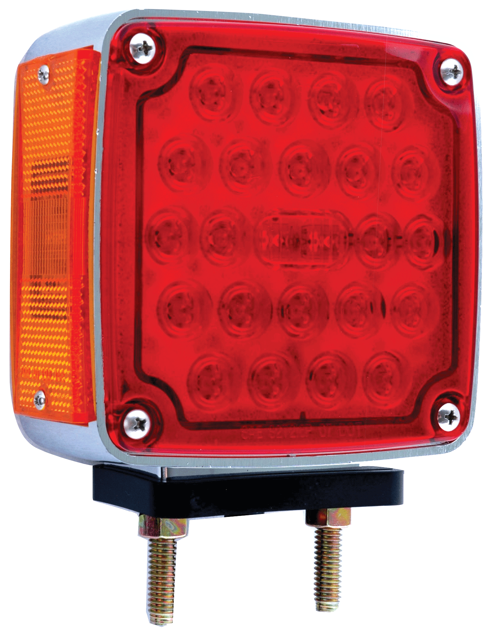 Image de FENDER MNT.SNGL.LAMPS RED