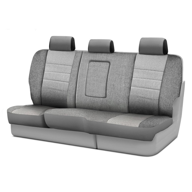 Image de HOUSSE DE SIEGE ARRIERE CHARCOAL FORD SUPER DUTY 11-16