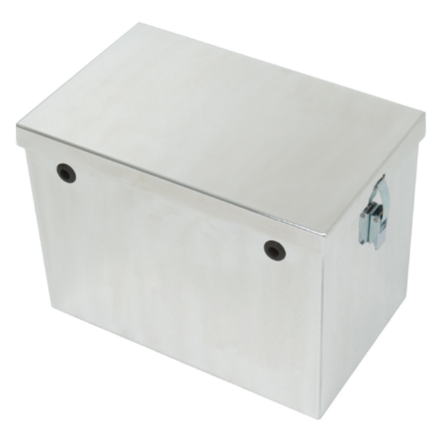 Image de TRAILER BATTERY BOX - ALUMINUM