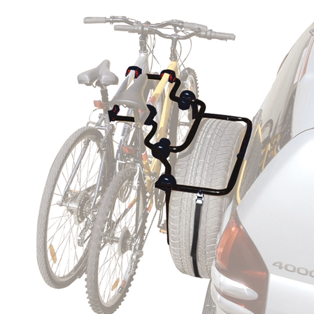 Image de Bike Rack, Spare Tire-mount -