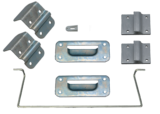 Image de TABLE HINGE BRACKET KIT