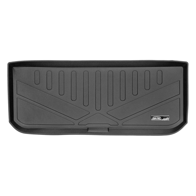 Image de SMARTLINER Cargo Liner Floor Mat Black  2016-2019 Honda Pilot (Factory Cargo Tray must be in the Lower Deck Position)